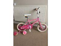 Princess 12inch bike