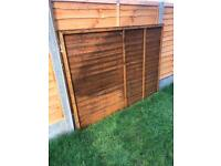 5ft Fence Panel