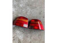 Golf mk4 Rear Lights