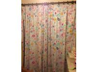 Girls Next Curtains