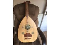 Oud A very nice instrument made in Damascus, Syria