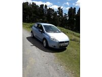FIAT PUNTO ACTIVE M JET 2008 DIESEL CHEAP TAX