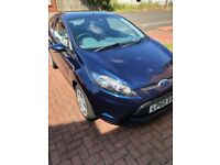 Ford Fiesta edge 1.2 family owned car good spec low mileage - REDUCED