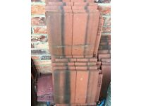 Redland duoplain roof tiles