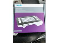 """Digital Magnifier, Reading Aid. Brand new in box. 3.5"""" screen with Variable magnification"""