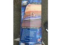 Bestway Waveline Hayak set (like a kayak)