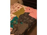 Bundle of 5 ladies tops from Next Bench H&M size M