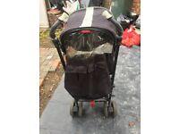 kid s push chair maclaren baby