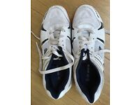 Dunlop trainers size 8.5