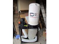 SIP Dust Extractor 65litre