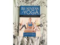 BRAND NEW THE BUSINESS OF YOGA BOOK