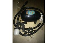 Sisa expert spry tanning machine complete and ready to use