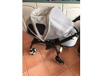 Bugaboo bee+ black (additional extras)