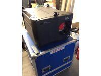 Chrisitie Roadster HD18k (£15k) DLP projector - with flightcase (HD20k)