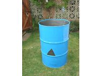 Garden Incinerator/Rubbish Burner/Drum Burner