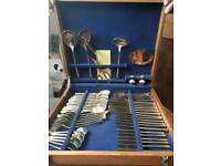 Bronze cutlery set
