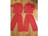 Christmas pyjamas age 6-7