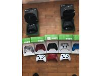 Xbox 1 controller and series 2 controller in best condition all tested
