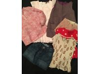 Girls Clothes Bundle Age: 3 Years