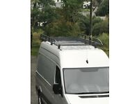 VW Crafter / Merc Sprinter Roof Rack 1st REASONABLE OFFER SECURES