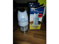 AUTOMATIC POWER GRATER