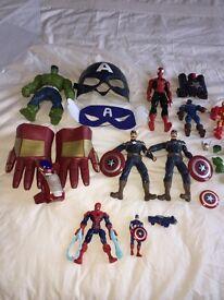 Marvel Avengers Toy Bundle