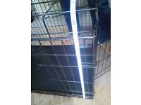 DOG AIRLINE CRATE – in very good condition