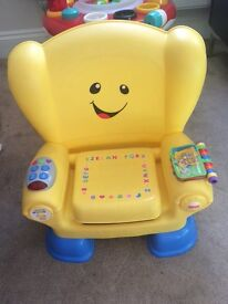 Fisher price activity chair