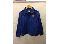 Boys Blue Nike Arsenal Sports Jacket - STA21