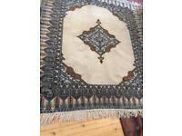 Moroccon Berber wool rug