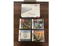 Nintendo DS Lite (with games)