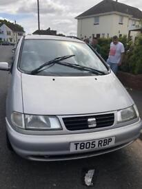 SEAT ALHAMBRA spare or repair NEED GONE ASAP call
