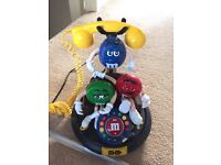 M&Ms Animated Talking Character Telephone