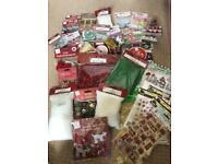 NEW Christmas craft item bundle