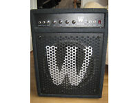 Warwick Blue Cab 60W 1x12 Solid State Bass Combo Amp