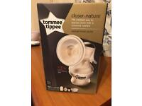 Tommee tippee closer to nature breast pump set