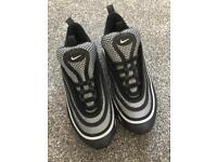 Boys size 5.5 Air Max trainers