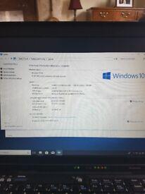 Lenovo ThinkPad r61 laptop Windows 10