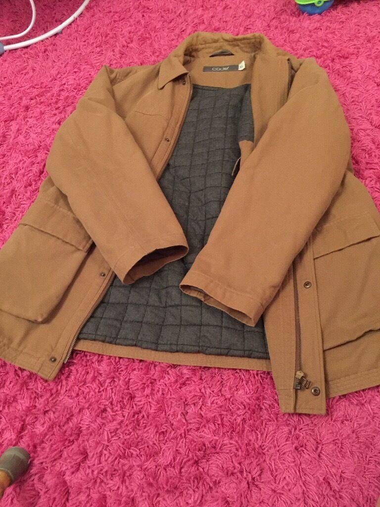 Code men's jacket