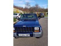 Jeep Cherokee 2.5 diesel