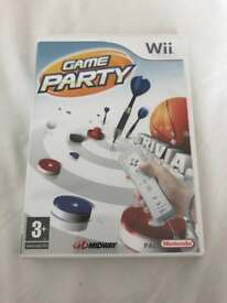 Wii Game Party