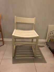 4 Matching Garden Chairs - Collection Only