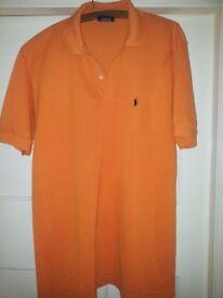 Mens Size L- XL Casual & Polo Shirts £2- £5 each.