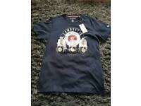 Genuine Lambretta Ladies T Shirt, Brand New With Tags