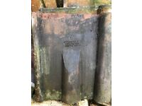 Large Poole Roof Tiles