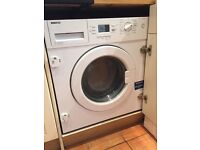 Beko Integrated WMI61241 washing machine 7kg - EXCELLENT WORKING CONDITION / BATTERSEA COLLECTION