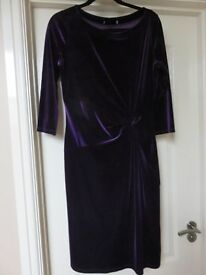 perfect special occasion velvet dress