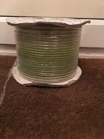 100m of 10mm earth cable