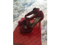 Designer Guess Shoes - Worn once