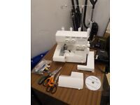 Frister and Rossman Overlocker Sewing Machine. FREE DELIVERY